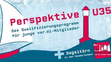 Perspektive U35: Das Qualifizierungsprogramm für junge ver.di-Mitglieder