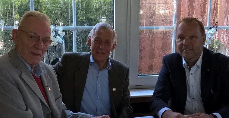 80 Jahre Mitgliedschaft: Unser Glückwunsch an Adolf Schole