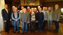 Jubilarehrung 2016 des Ortsverein Emsland