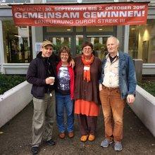 3. Streikkonferenz in Frankfurt