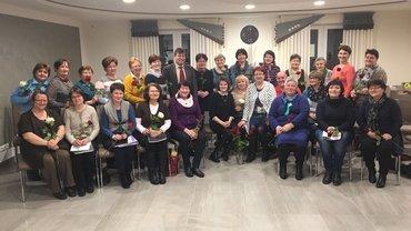 Ortsverein Artland zum internationalen Frauentag