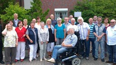 Bezirksvorstand Weser-Ems 2017
