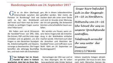 """""""querBEET"""": Ausgabe September 2017"""