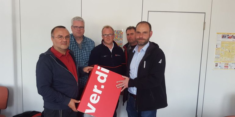 ver.di Bezirksfachgruppe Rettungsdienst Weser-Ems