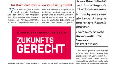 """querBEET"": Ausgabe Februar 2018"