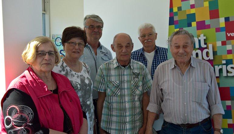 Vorstand der SeniorInnen Osnabrück II