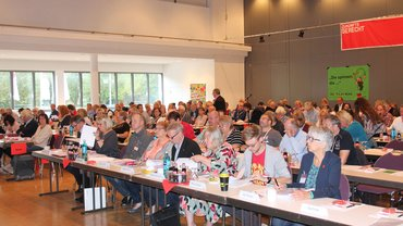 Bezirkskonferenz Weser-Ems am 15.09.2018 in Oldenburg