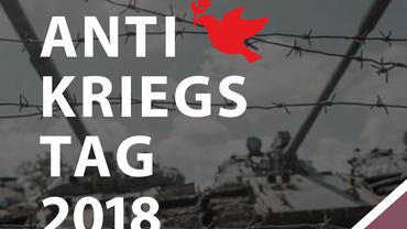 Ausstellung: Nie wieder Krieg! Abrüsten statt aufrüsten!