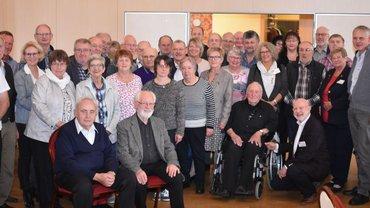 Jubilarehrung 2018: Ortsverein Aurich-Norden-Wittmund