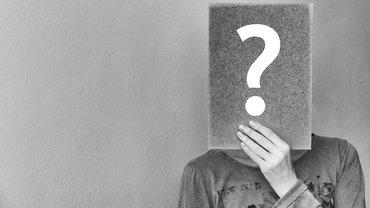 Umfrage Frage Fragezeichen Entscheidung