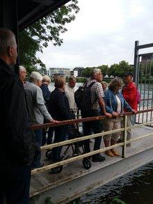 Fahrt der ver.di Senioren*innen des RV Meppen-Papenburg vom 13. bis 16. Juni 2019 nach Aachen und Maastricht