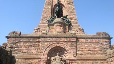 Tagesfahrt zum Kyffhäuser-Denkmal am 25.07.2019