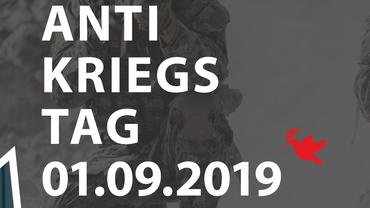 Antikriegstag 2019 in Osnabrück