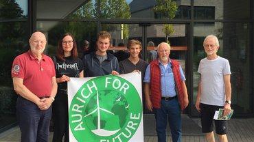 Gewerkschaften unterstützen Fridays for Future in Ostfriesland
