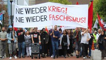 Gegen Krieg und Faschismus: Antikriegstag 2019 in Osnabrück
