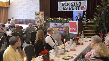 Jubilarehrung 2019 des Ortsverein Osnabrück am 01.12.2019