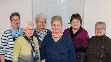 ver.di-Senioren Oldenburg-Ammerland überbringen Spende an Hospiz St. Peter in Oldenburg