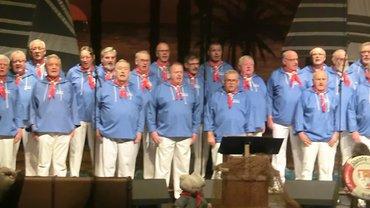 Die ver.di Senioren beim Galakonzert des Shanty-Chores in Einbeck