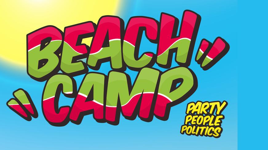 Beachcamp 2021 der Jugend Weser-Ems