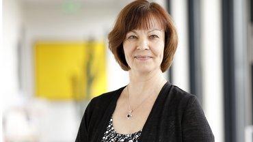 Anja Bossen, seit September 2019 die Kunst- und Kulturbeauftragte von ver.di