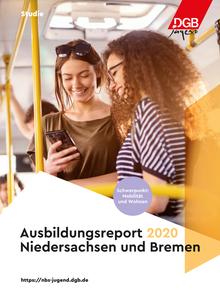 DGB-Ausbildungsreport Niedersachsen-Bremen 2020