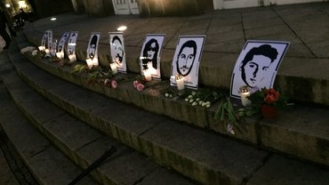 Kundgebung am 19.02.2021: Hanau mahnt! Rassismus tötet!