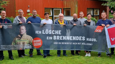 Klausurtagung der ver.di-Landesfachgruppe Feuerwehr Niedersachsen-Bremen